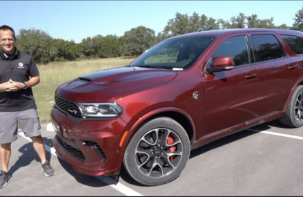 Is the NEW 2021 Dodge Durango Hellcat a muscle car SUV worth the PRICE? Waco Texas 2018