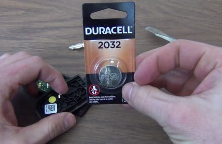 How to replace your keyfob battery on a Dodge Challenger at Mabie 26278 WV