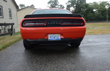 2017 Dodge Challenger SRT Hellcat Stock Exhaust Cold Start in Madison 53789 WI