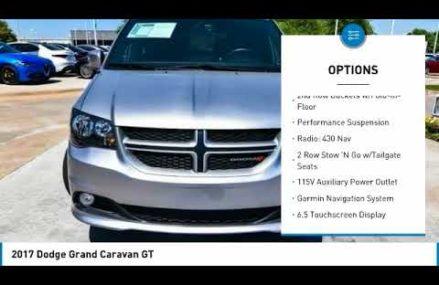 2017 Dodge Grand Caravan Ft. Worth Tx, Arlington TX, Grapevine TX U764527 Local Massillon 44648 OH