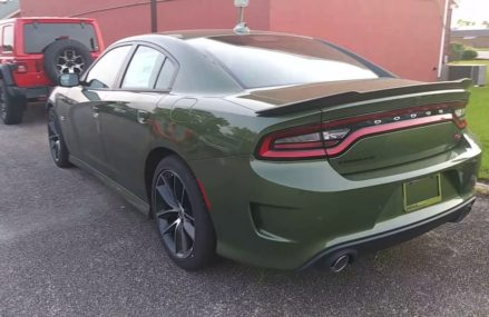 2018 Dodge Charger R/T????Scatpack,F8 Green From 79501 Anson TX