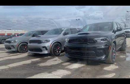 2021 Dodge Durango Hellcat for sale | Toronto, Mississauga, Brampton | Ontario Chrysler Austin Texas 2018