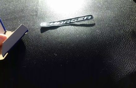 Changing dash emblem on a charger, 300 or challenger Around Zip 25810 Allen Junction WV