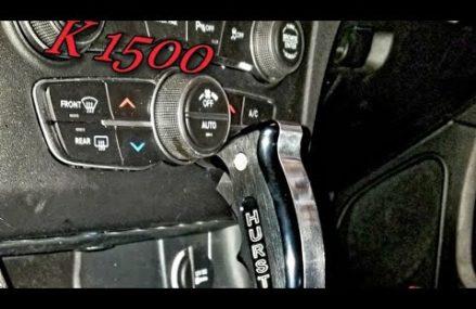 Hurst Shifter Install! 2017 Charger Daytona in 92814 Anaheim CA