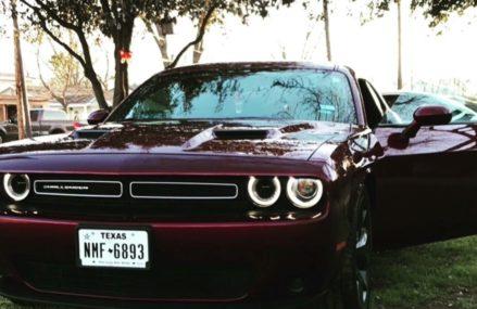Reviewing Red/Black Dodge Lanyard!!! Local Marenisco 49947 MI