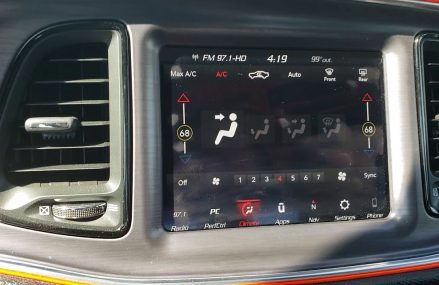 Uconnect is Possessed in my Dodge Challenger at Maryland 12116 NY