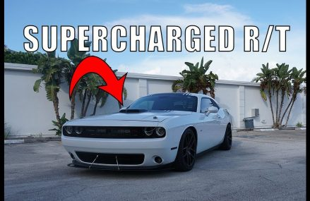 CHALLENGER R/T GETS SUPERCHARGED!!!! is it faster than the hellcat?? in Mayfield 67103 KS