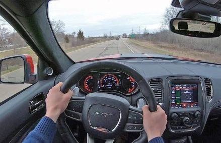 2020 Dodge Durango SRT – POV Test Drive (Binaural Audio) Sunnyvale California 2018