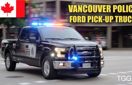 *RARE* [Vancouver Police] Ford Pickup + Dodge Chargers Responding Siren & Lights at 62805 Akin IL