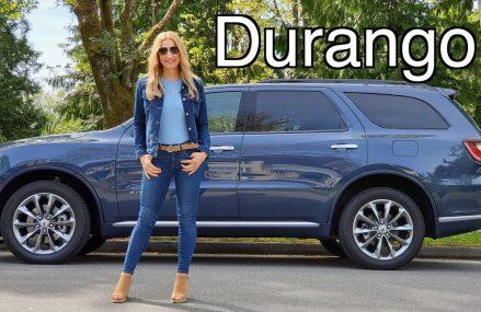 2021 Dodge Durango Review // Overlooked. Great SUV new updates Houston Texas 2018