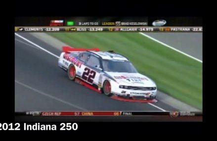 The Final NASCAR Nationwide Series Win for the Dodge Challenger at Mavisdale 24627 VA