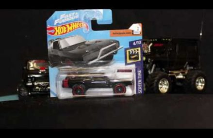 1970 Dodge Charger RT Off-Road Hot Wheels Fast & Furious 7.Made the Headlights Within Zip 87116 Albuquerque NM