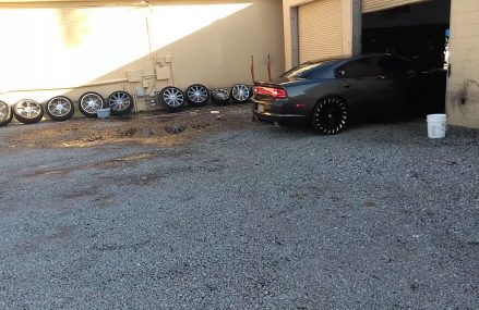 2014 Dodge Charger on 24s Fresh Out the Oven Local Area 27539 Apex NC