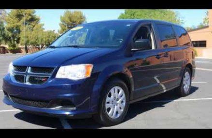 2014 Dodge Grand Caravan Mesa Phoenix, AZ #18155 – SOLD From Marana 85653 AZ
