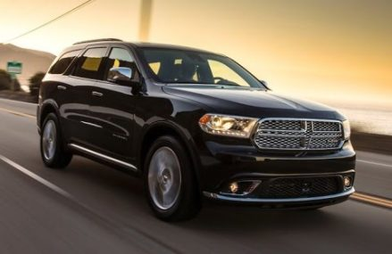 2015 Dodge Durango Limited Start Up and Review 3.6 L V6 Killeen Texas 2018