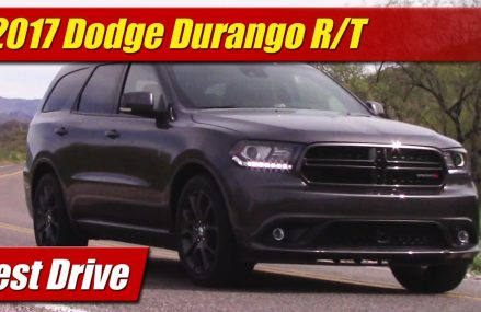 2017 Dodge Durango R/T: Test Drive Atlanta Georgia 2018
