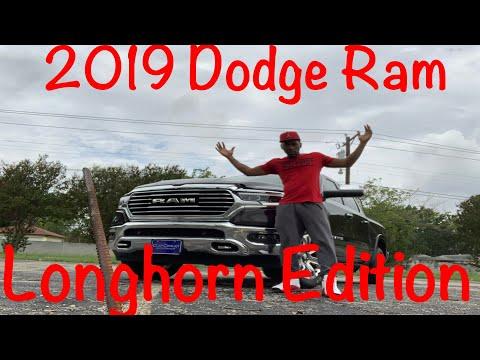 2019 Dodge Ram 1500 Longhorn Edition Review Dodge Ram Console