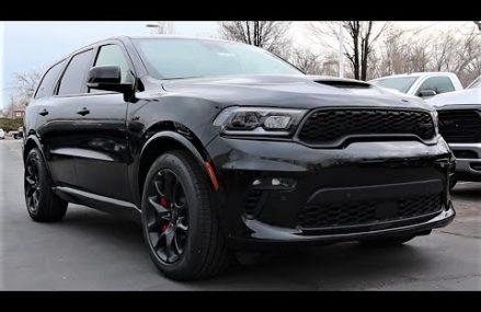 2021 Dodge Durango SRT: Is The New SRT Still Worth Over $70,000??? St. Louis Missouri 2018