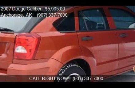 Dodge Caliber Orange From Arlington 76002 TX USA
