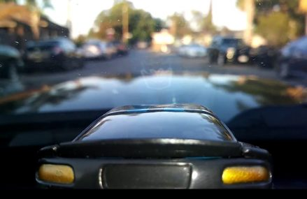 Dodge Viper Race Car in Richmond International Raceway, Richmond, Virginia 2021