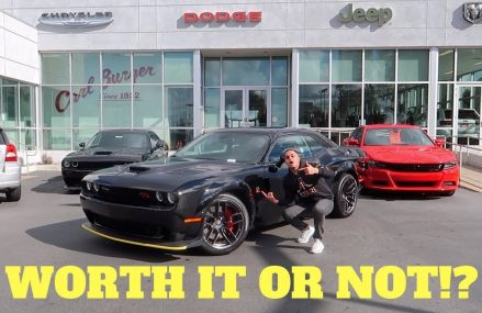 I'M BUYING A 2019 WIDE BODY CHALLENGER SCATPACK!?! For Marienthal 67863 KS