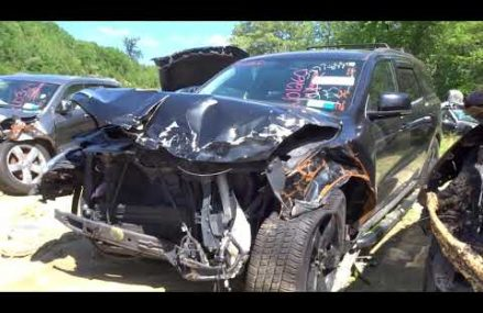 NEATR presents Parting Out on a 2014 Dodge Durango   Part Number: N01260 Sunnyvale California 2018