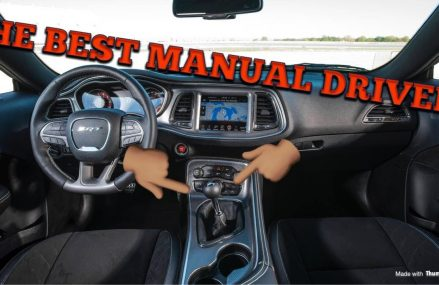 This Is How You Drive a Manual Hellcat! From Luna 87824 NM