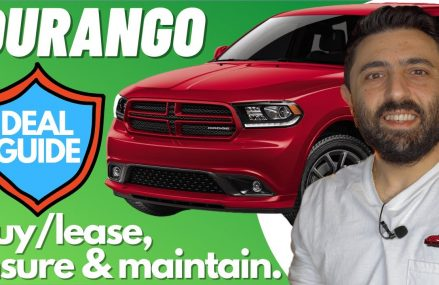 How to get a Better Dodge Durango Deal (Invoice Price, Lease, Maintenance, and Insurance) Brownsville Texas 2018