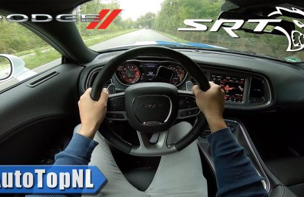 2020 DODGE Challenger HELLCAT 727HP POV Test Drive by AutoTopNL From Maben 39750 MS