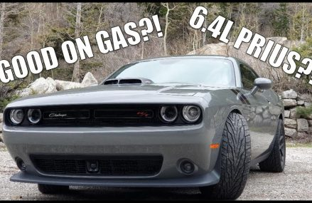 WHAT IS THE GAS MILEAGE ON THE DODGE CHALLENGER RT 392 HEMI SCAT PACK??? Local Marion 59925 MT