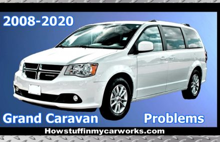 Dodge Grand Caravan 5th gen from 2008 to 2020 common problems, defects, issues, recalls & complaints at New Haven 25265 WV