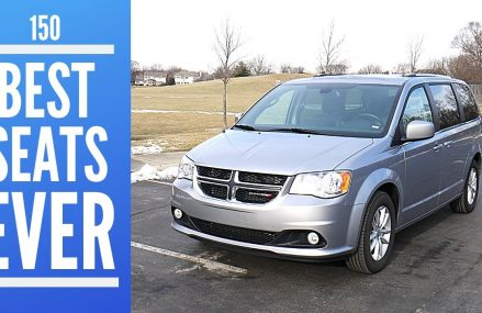 2019 Dodge Grand Caravan SXT // full review and test drive // 100 rental cars From Millers Creek 28696 NC