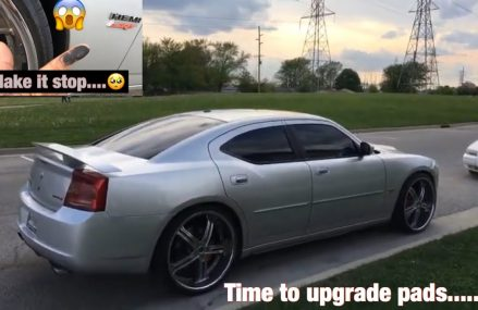 Srt8 charger brembo brake dust & cleaning on daily basis Near 50010 Ames IA
