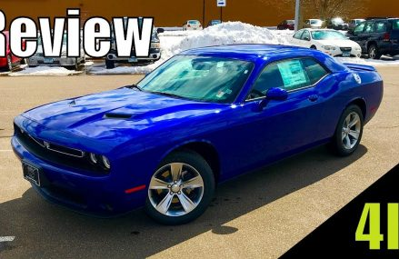 2018 Dodge Challenger SXT | Review and Test Drive (4K) at Maple Valley 98038 WA