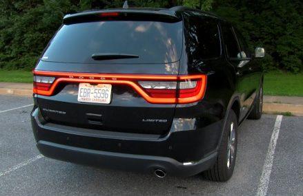 2016/2017 Dodge Durango 3.6L V6 LIMITED (295 HP) TEST DRIVE Aurora Colorado 2018
