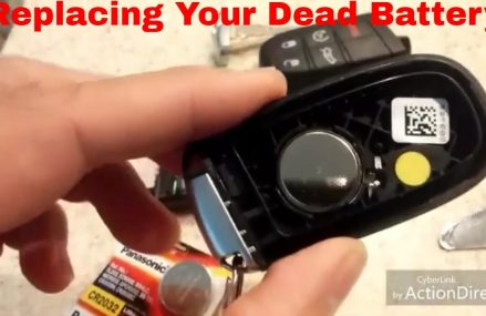 How To Change Your Dodge Key Fob Battery/What Happens When Your Battery Dies? For Mc Clurg 65701 MO
