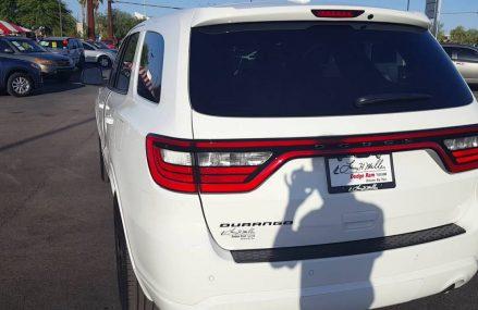 2016 Dodge Durango Blacktop SXT Glendale California 2018