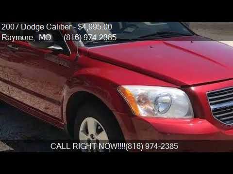Dodge Caliber Manual Transmission, 2021 DODGE Caliber Garland 75040 TX