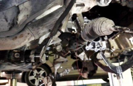 Dodge Caliber Motor Mounts at Corpus Christi 78418 TX USA