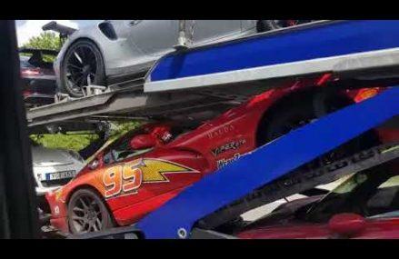 Dodge Viper Info  Grundy County Speedway, Morris, Illinois 2021