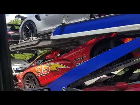 Dodge Viper Info, Golden Gate Speedway, Tampa, Florida