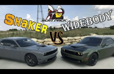 Does the 2019 Challenger Scatpack Shaker make more power? Near Mantua 8051 NJ