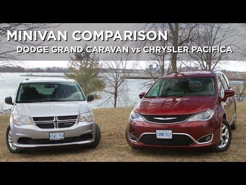 Dodge Caravan Vs Chrysler Pacifica, 2019 DODGE Caravan Montrose 91021 CA
