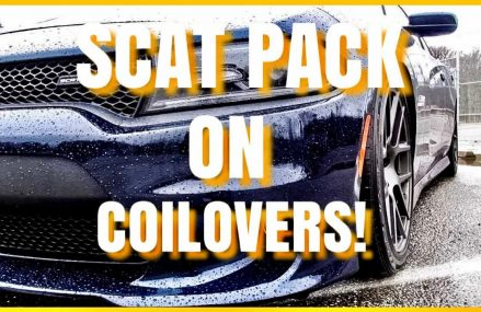 Scat Pack Charger Coilover Review! in 94509 Antioch CA