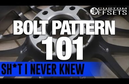 Sh*t I Never Knew: Bolt Pattern 101 Near Los Angeles 90003 CA