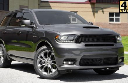 2020 Dodge Durango Review | 3 Rows of American Muscle Eugene Oregon 2018