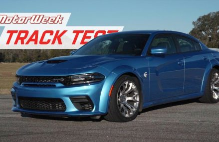 2020 Dodge Charger SRT Hellcat Widebody Daytona 50th Anniversary Edition   MotorWeek Track Test For Linden 50146 IA