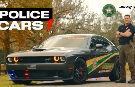 POLICE CARS (Dodge Challenger SRT HELLCAT) Marion County Sheriffs Office in Letts 52754 IA