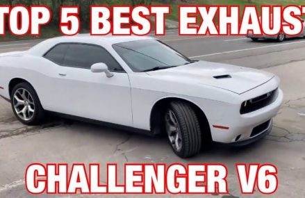 Top 5 BEST Exhaust Set Ups for Dodge Challenger V6! at Lowland 37778 TN