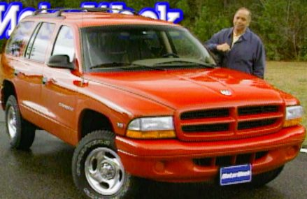 1998 Dodge Durango | Retro Review Chandler Arizona 2018